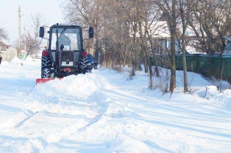 Жители Комрата могут обращаться с просьбами о помощи в ликвидации последствий снегопада и заносов в примэрию