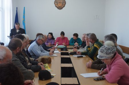 Группа жителей Комрата выступила с инициативой о создании народно-  социальной программы примара м.Комрат.