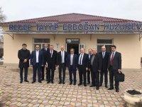 Заместитель министра иностранных дел Турции посетил Дом престарелых в Комрате
