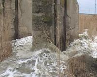 В Комрате предотвращают угрозу прорыва дамбы и затопления поймы реки Ялпуг