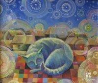 Выставка Федора Дулогло, художника из Чадыр-Лунги откроется в Комрате