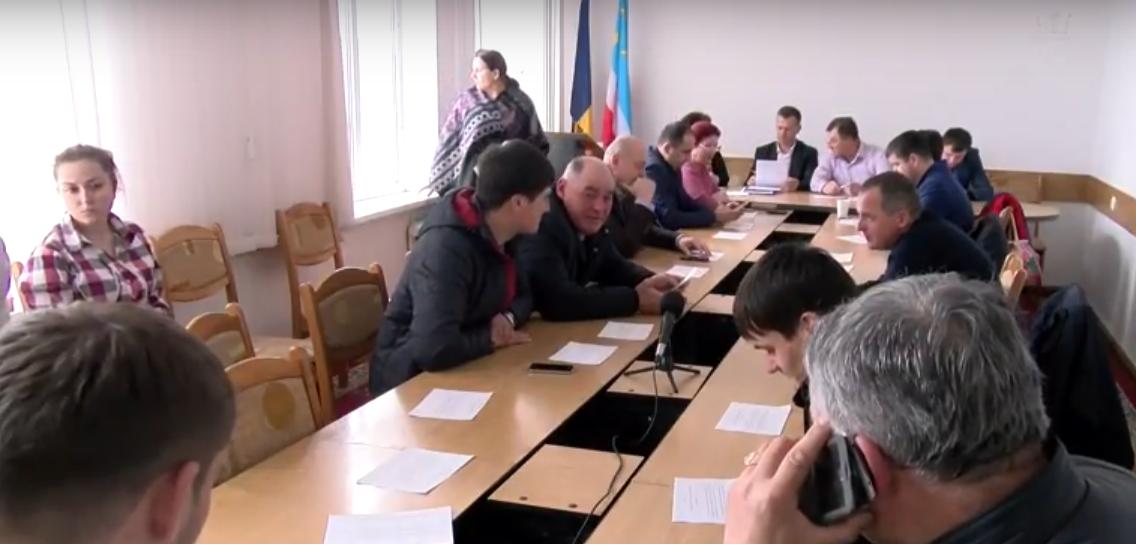 Внеочередное заседание Муниципального совета Комрата (10.03.17)