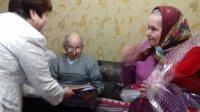 60- летний юбилей супружеской жизни отметила семья Федора и Анны Кысса из Комрата