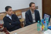 Георгий Сары встретился с представителями проекта «Прозрачность решений» (Словакия)