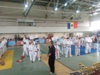 У комратских спортменов 10 медалей чемпионата Молдовы по шинкйокушин кай карате