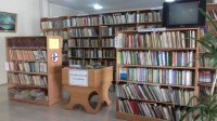 Подарок для Комратской детской библиотеки