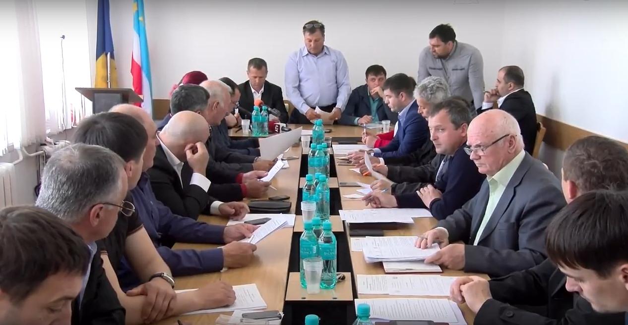 LIVE: Заседание муниципального совета Комрата от 28.04.17