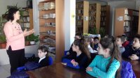 Юные читатели Комрата отметили международный день детской книги
