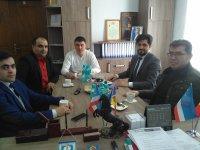 Встреча с представителями турецкой фабрики Asfalt Fabrika «ISFALT»