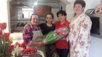 Накануне Пасхи Елена Петровна Кожухарь отметила 75летний юбилей