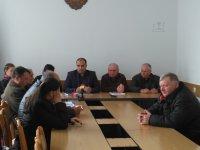 В примэрии Комрата состоялась встреча по вопросу организации выпаса скота