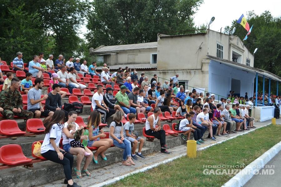 «День спортсмена и Олимпийского движения» пройдет 20 мая на комратском стадионе