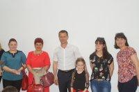 В примэрии Комрата чествовали детские коллективы, представившие столицу Гагаузии на фестивалях в Турции (фото и видео)