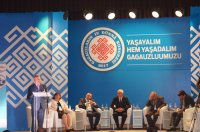 В Комрате проходит IV Всемирный Конгресс гагаузов (фоторепортаж)