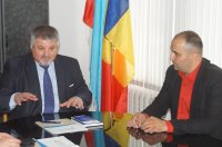 В примэрии Комрата состоялась встреча с народным адвокатом Молдовы Михаилом Которобай