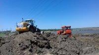 Угроза затопления поймы реки Ялпуг в районе Комратского озера сохраняется