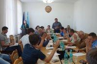 Внеочередное заседание муниципального совета Комрата 17.05.2017г (фоторепортаж)