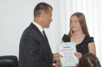 Примар Комрата наградил активных участников спортивных мероприятий