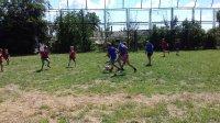 Секция футбола муниципальной спортивной школы продолжает работу летом