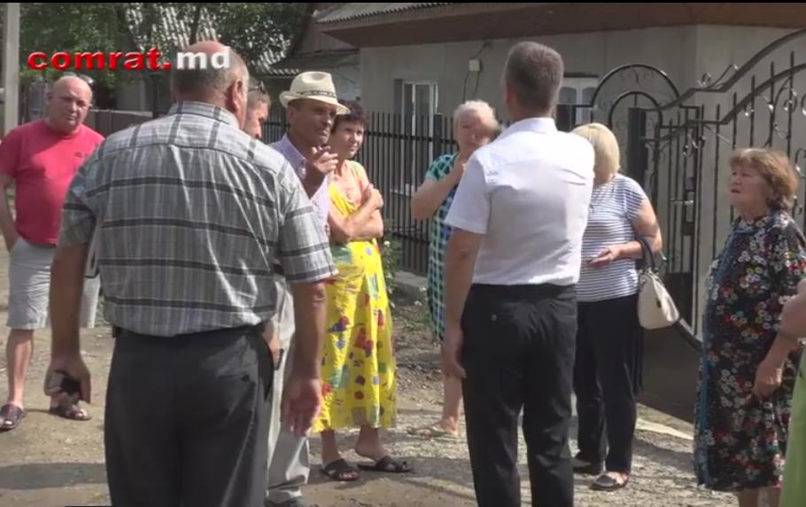 Сергей Анастасов: канализация по ул. Пушкина (видео)
