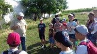 Группа комратских школьников приняла участие в экскурсии организованной главным управлением культуры и туризма Гагаузии