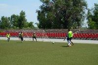 Самые яркие моменты турнира по футболу на Кубок Комрата (фоторепортаж)