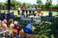 Воспитанники детского сада №7 прошли курс освоения игры в шахматы (фоторепортаж)