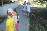 В детских садах №4 и №5 м.Комрат завершены работы по благоустройству территории (фоторепортаж)