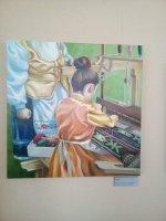 Выставка Виктория Кара вызвала большой интерес у любителей изобразительного искусства