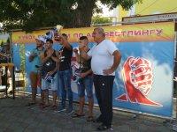 В кубке Гагаузии по армреслингу приняли участие более 100 спортсменов из разных мест Молдовы