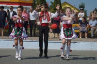 В Комрате прошли торжества по случаю 26-й годовщины Дня Независимости Республики Молдова