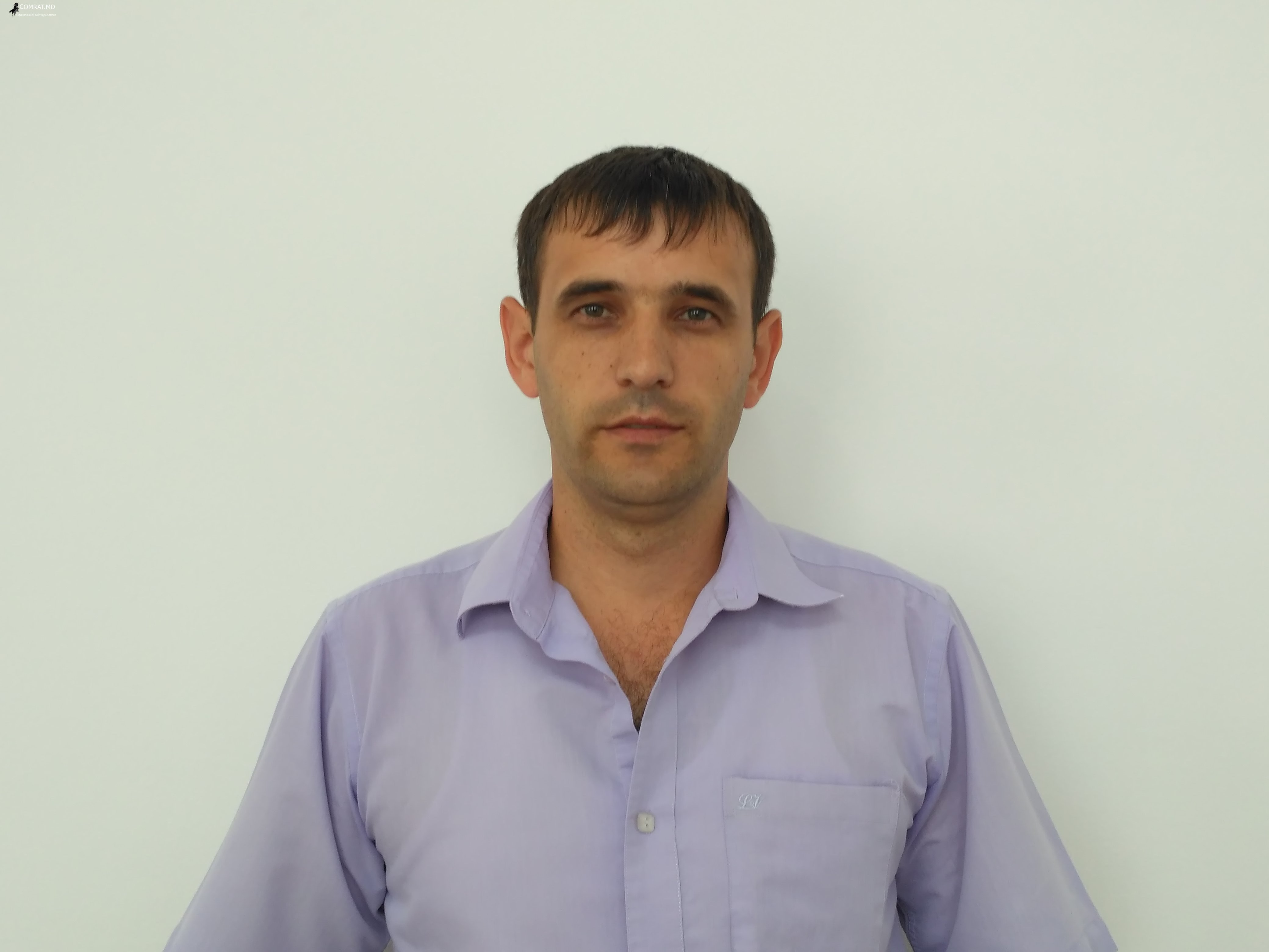 Григорий Терзи утвержден третьим заместителем примара м.Комрат