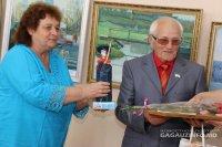 Юбилейная выставка, приуроченная к 50-летию творчества художника Андрея Иварлак, открылась в Комрате