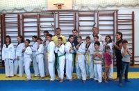 Открытое занятие в секции тхэквондо Комратской муниципальной спортшколы (фоторепортаж)