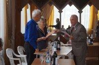 В Комрате чествовали семьи, отметившие 50 и 55 лет совместной жизни