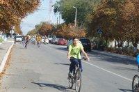 В четвертом региональном веломарафоне в Комрате приняли участие около 100 велосипедистов (фоторепортаж)