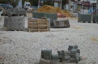 Завершаются работы по реконструкции ул. Победа (фоторепортаж)