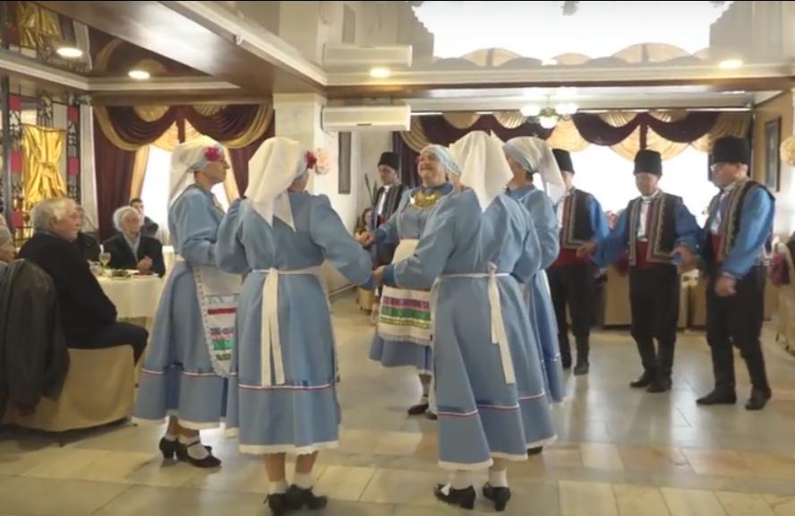 В Комрате состоялся праздничный прием по случаю Международного Дня пожилых людей