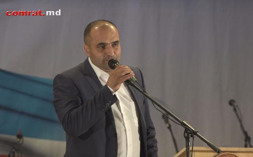 В Комрате состоялся праздничный концерт по случаю Дня Учителя (видео)