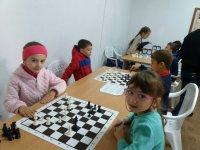 Открытое занятие секции шашек и шахмат Комратской МСШ (фоторепортаж)