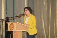В Комрате поздравили педагогов с профессиональным праздником (фоторепортаж)