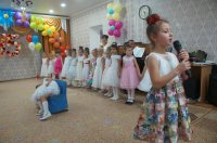 Комратский д/с№8 отметил 45-летний юбилей(фоторепортаж)