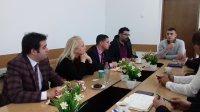 Состоялась встреча руководства Комрата и турецкого Агентства ТИКА в Молдове
