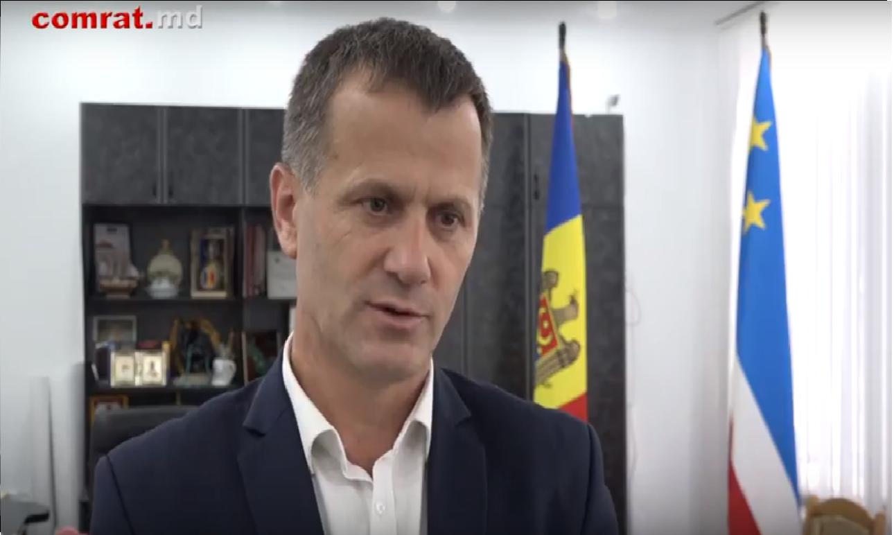 Сергей Анастасов: В выходные Комрате пройдут два важных события