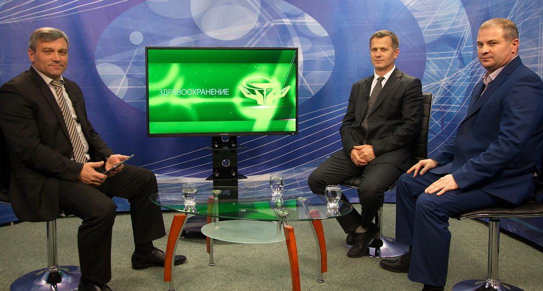Сергей Анастасов принял участие в программе