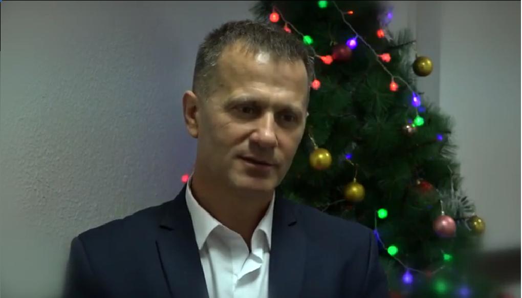 Руководство Комрата поздравляет жителей города с Новым Годом (видео)