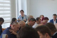 Заседание муниципального совета Комрата от 15 декабря 2017г. (фоторепортаж)