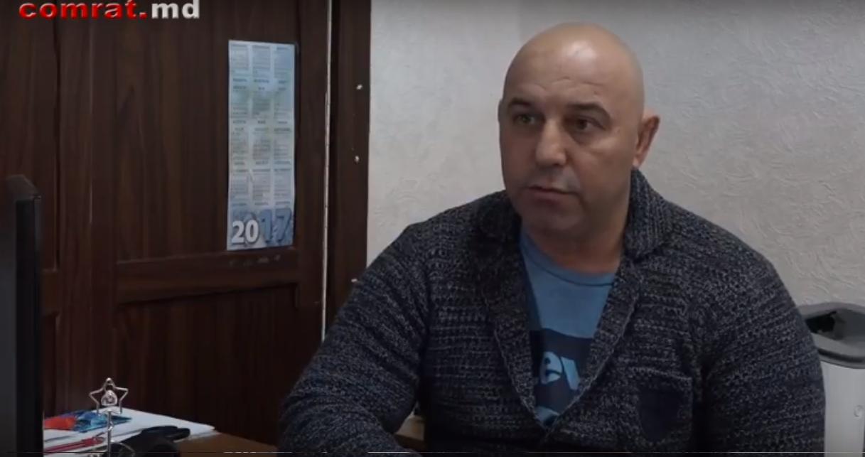 Петр Влах отчитался о проделанной работе в мунсовете Комрат (видео)
