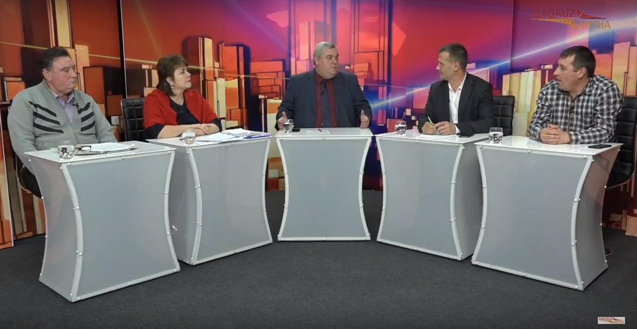 Примар Комрата принял участие в программе на Gagauzmedia.md
