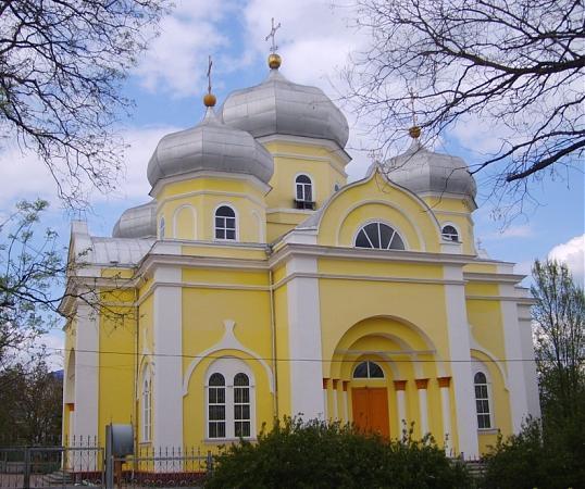 Программа мероприятий в день празднования Храма собора и Комрата  20 января 2018г